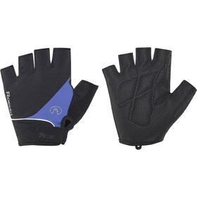 Roeckl Napoli Guantes, black/royal